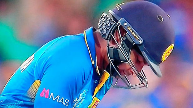 Australian batsman try helmets with neck safety feature