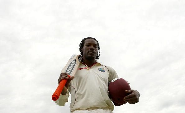 Chris Gayle contemplating retirement from Test cricket