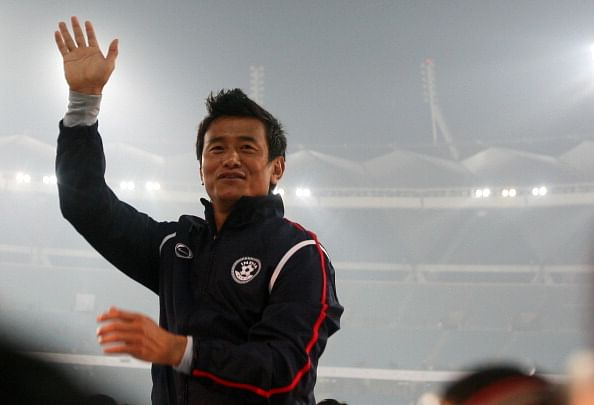 India favourites to retain Cricket World Cup: Bhachung Bhutia