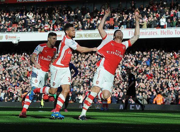 Arsenal 2-0 Everton: Player Ratings