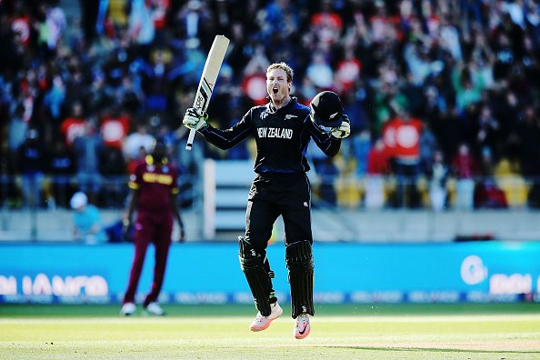 Cricketer of the Week (March 16-22): Martin Guptill