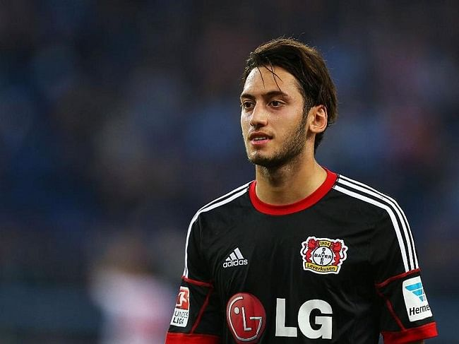 The new Ozil? Hakan Calhanoglu's excellent form both good and bad for Bayer Leverkusen