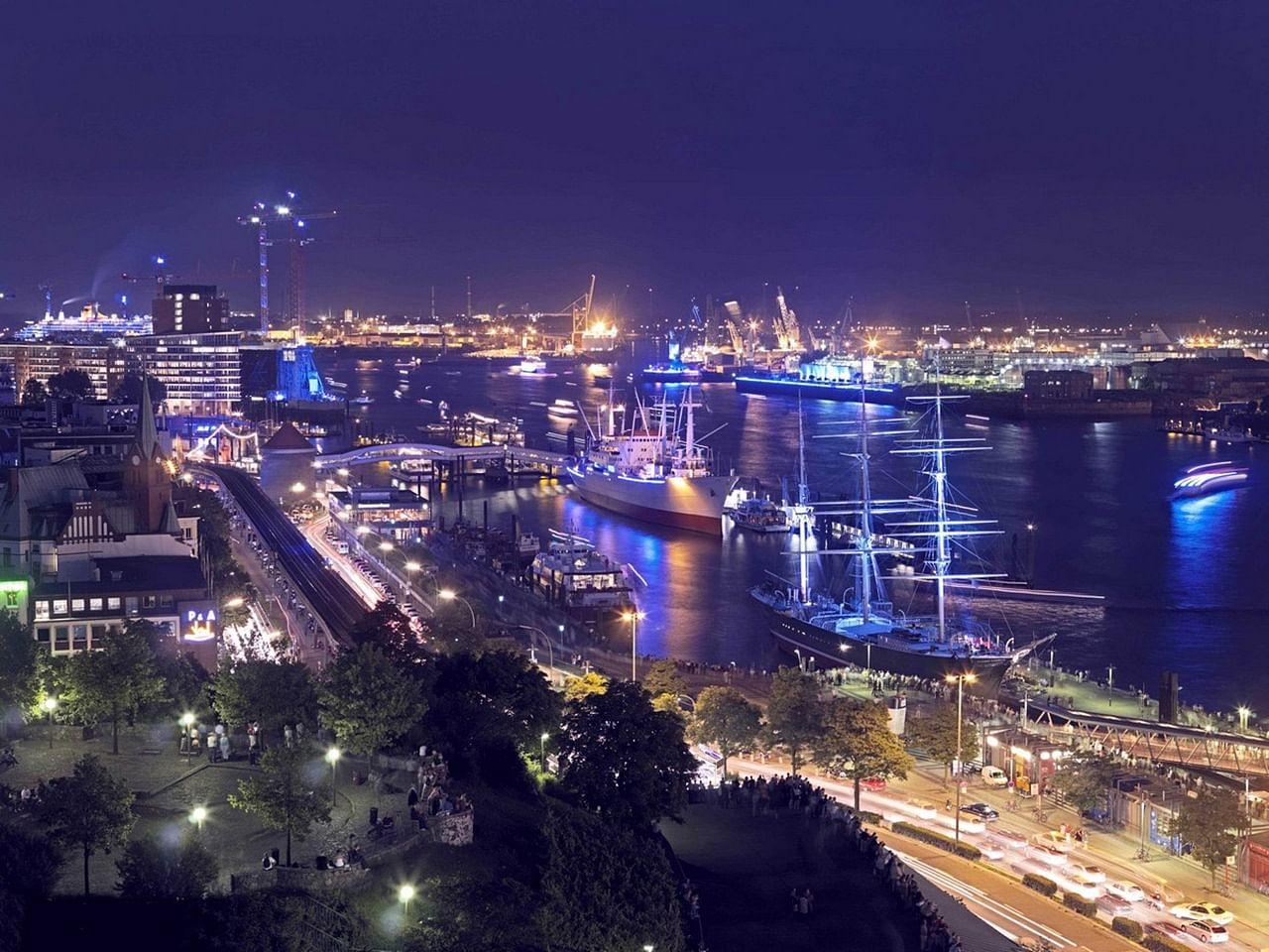 Hamburg chosen as German bidder for 2024 Olympics