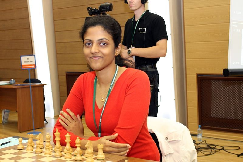 World Women's Chess semi-final: Harika Dronavalli draws against Mariya Muzychuk in first game