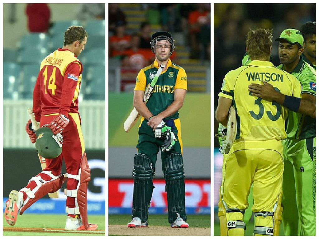 ICC Cricket World Cup 2015: The Heartbreakers