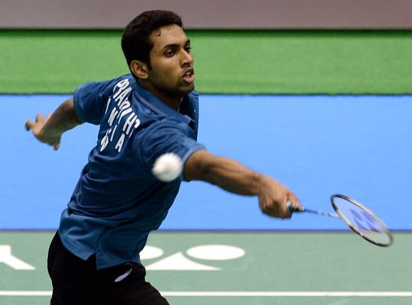 HS Prannoy upsets top seed Jorgensen, Kashyap loses in India Open