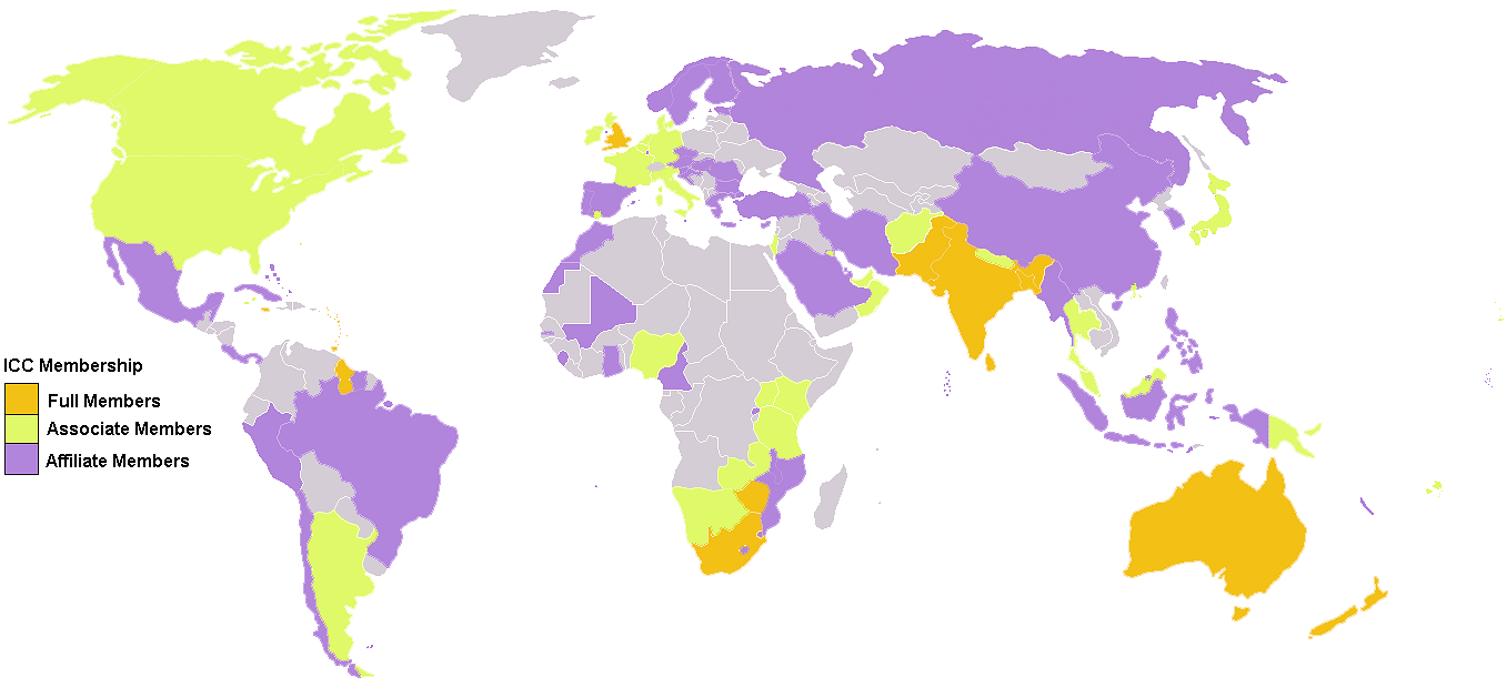 Associate Nations - The Path to Globalization of Cricket