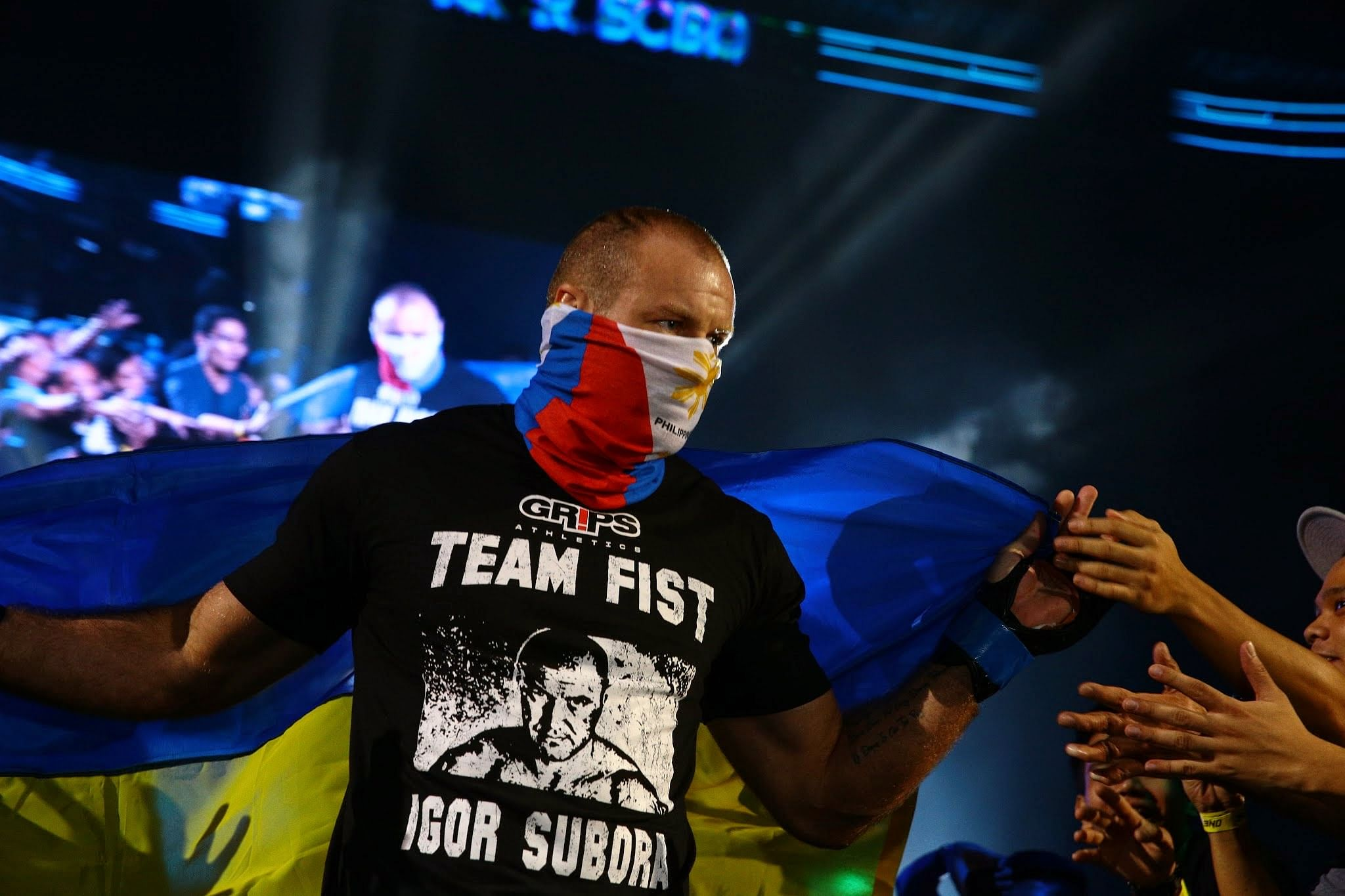 Igor Subora ready to prove himself