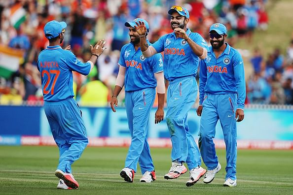 ICC World Cup 2015: India vs Ireland - Quick flicks of the match