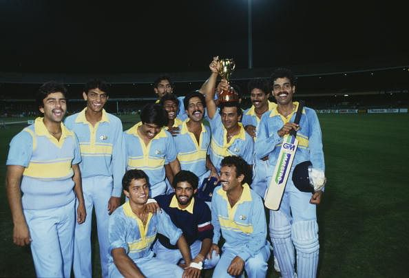 Revisiting history: India's 1985 World Championship win