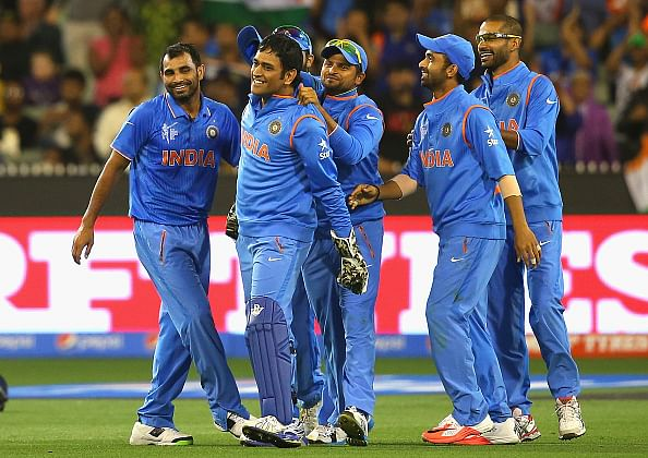 ICC World Cup 2015: India vs Bangladesh - Quick flicks of the match