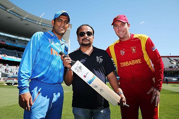 India vs Zimbabwe - Quick flicks of the match