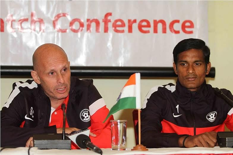India's tie with Nepal is far from over, insists coach Stephen Constantine