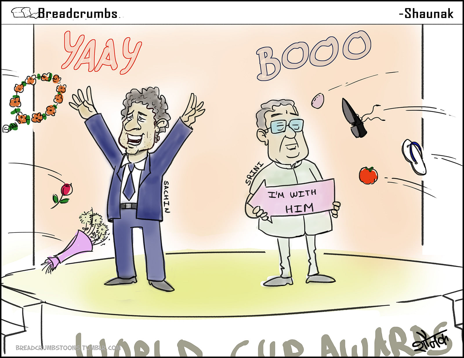 Comic: India's cricket representatives - The best and the worst