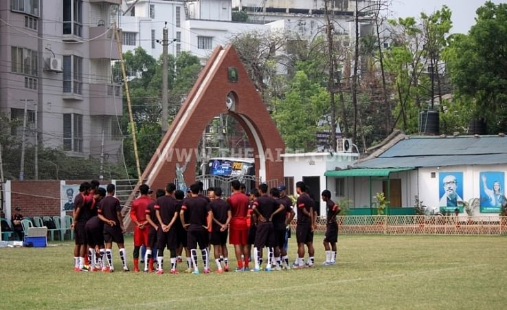 AFC Under-23 Championships qualifiers: India gear-up for tough Syria challenge