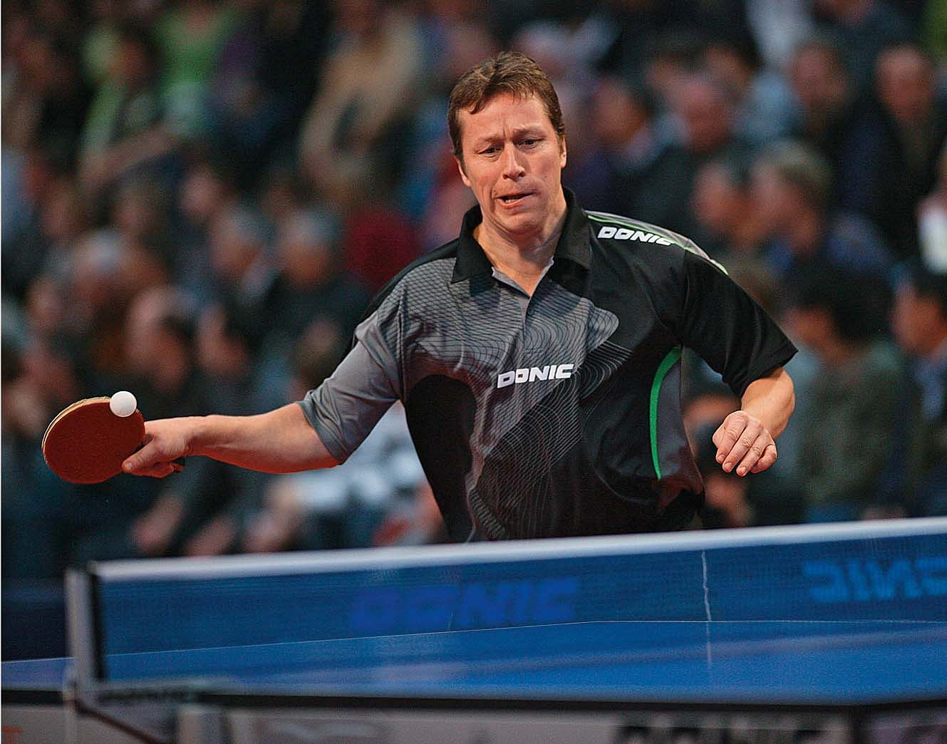 Should there be another Jan Ove Waldner to beat the Chinese in table tennis?