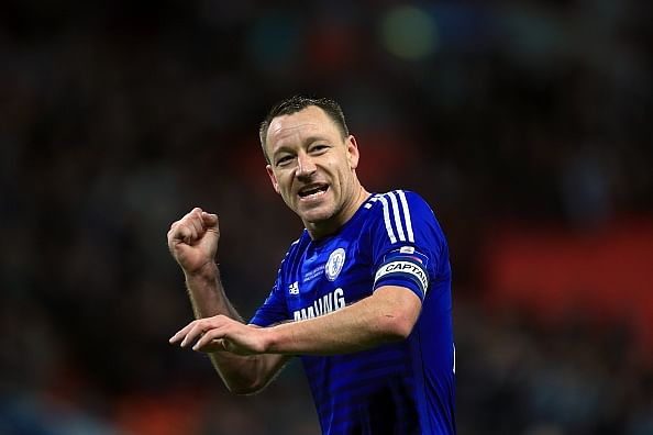 John Terry signs new deal, praises Jose Mourinho and 21 partners he's had at Chelsea