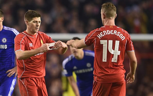 Liverpool vice-captain Jordan Henderson unsure if he will receive the armband next year
