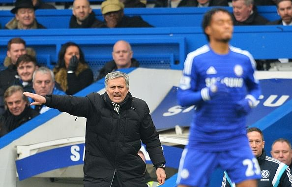 The wrong penalty decisions have cost us valuable points: Jose Mourinho