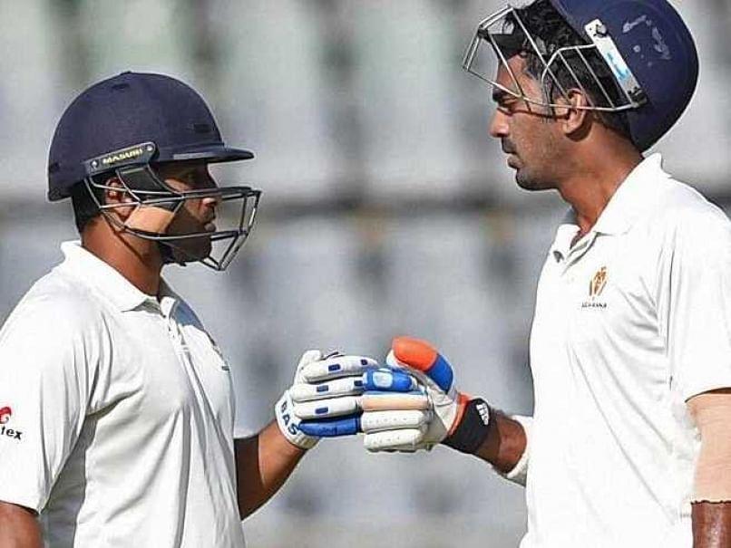 Ranji: Nair's unbeaten 310 pushes Karnataka's lead to 484 runs