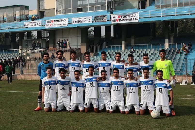 LoneStar Kashmir FC - The beginning of a new era in J&K football
