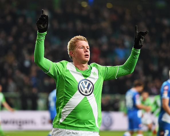 Kevin De Bruyne may return to Premier League in 2015