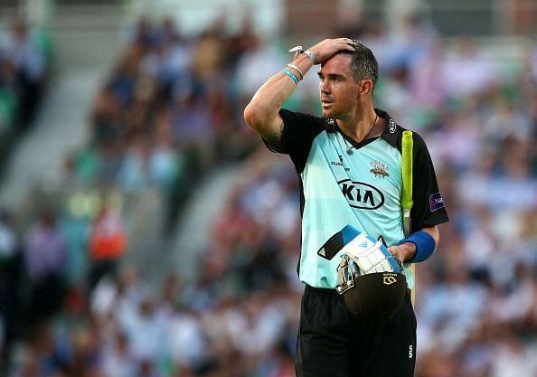 Surrey confirm signing of Kevin Pietersen