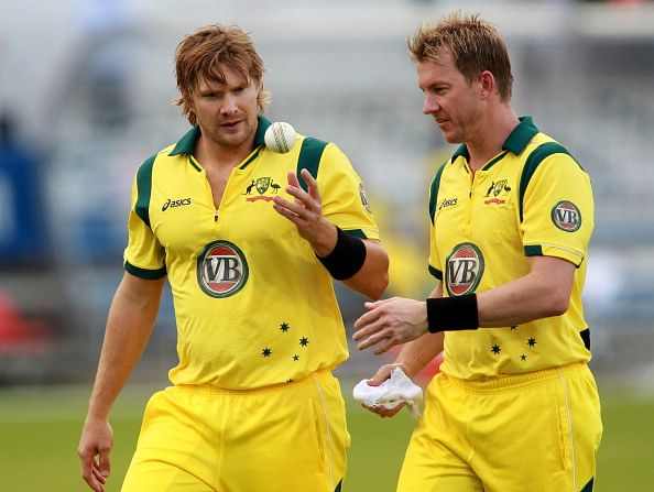 Shane Watson has answered his critics fittingly: Brett Lee