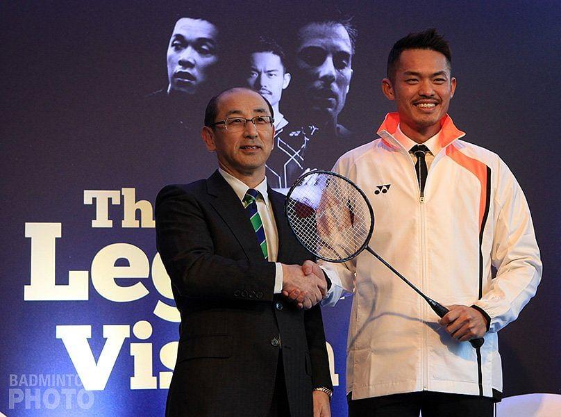 Lin Dan eyes sixth All England title