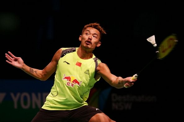 Lin Dan advances to second round at All England Championships