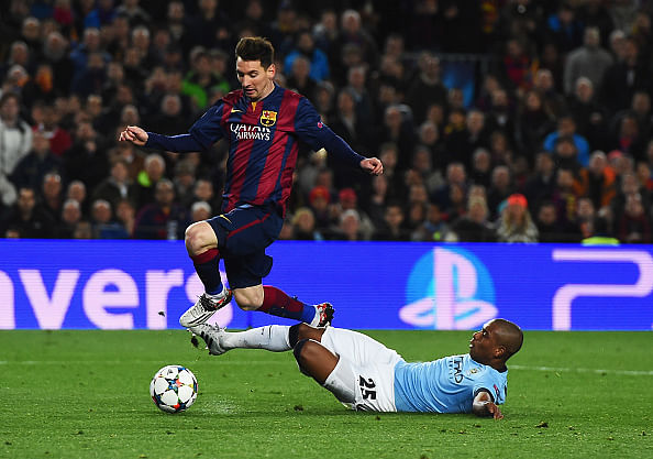 Twitter reacts to Lionel Messi's magnificent performance against Manchester City