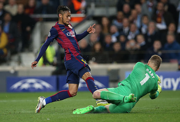 Barcelona 1-0 Manchester City (3-1 agg.) - 5 talking points