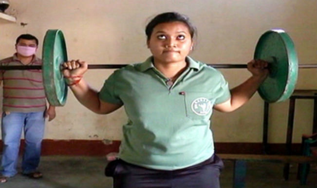 22-year-old Madhusmita Baruah wins gold at international weightlifting tournament in Bahrain