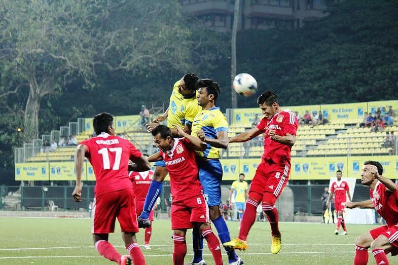 I-League: Ten-man Mumbai FC hold Pune FC to entertaining 1-1 draw