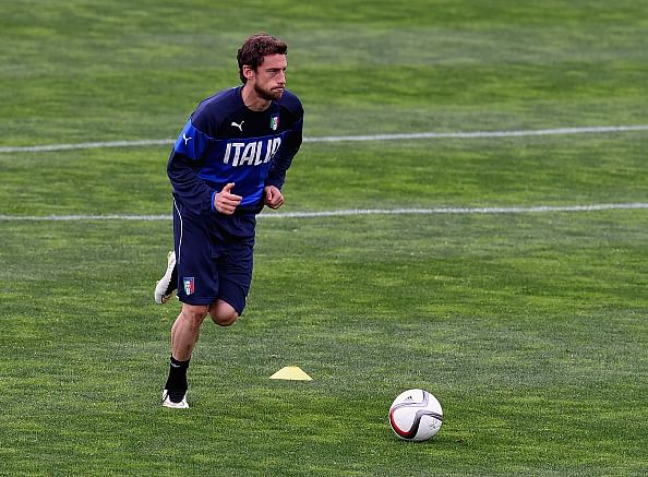 Italy's coach Antonio Conte gets death threats over Marchisio injury