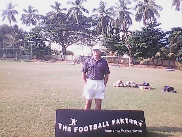 Interview with Mark Seagraves, Founder, The Football Faktory -