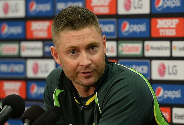 Michael Clarke wary of India's bowling