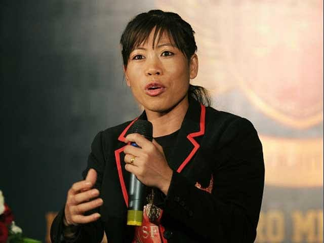 Mary Kom flags off social awareness campaign