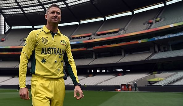 From tragedy to surgery to the World Cup final - Michael Clarke's incredible journey