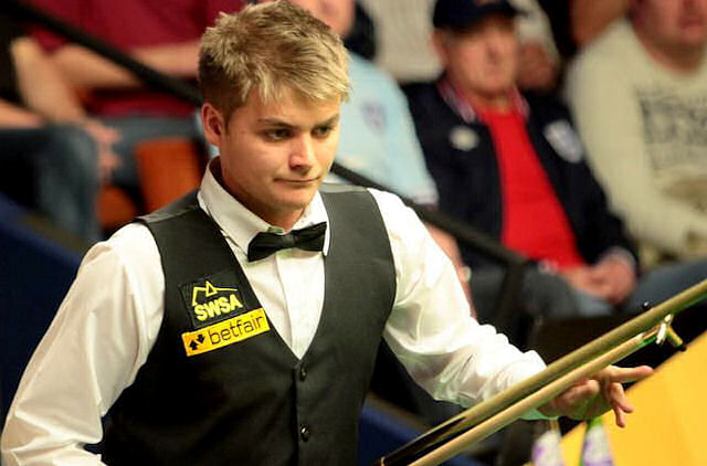 Michael White (snooker player) Indian Open Snooker Michae White destroys Ricky Walden