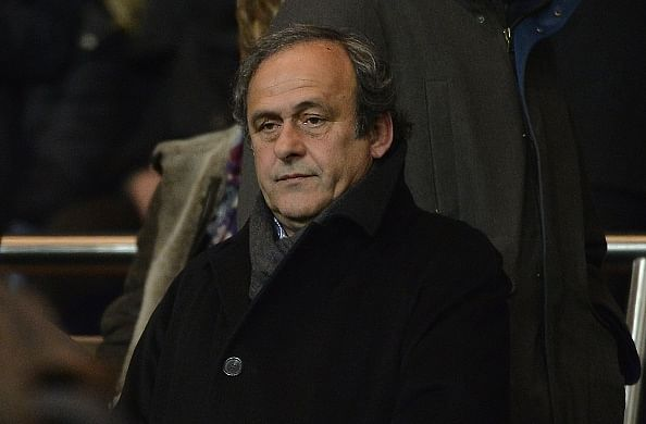 Michel Platini secures third term as UEFA president