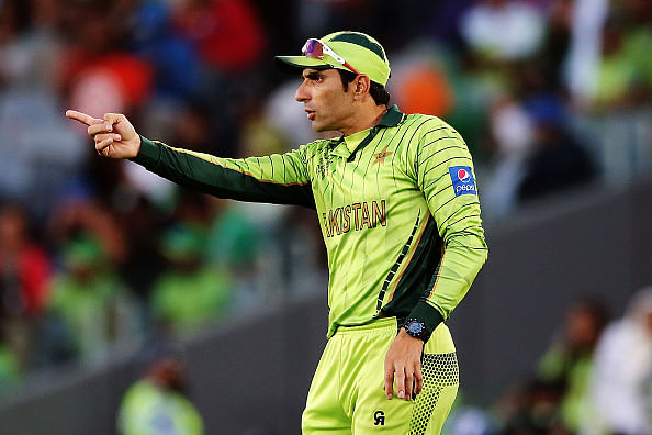 Misbah-ul-Haq hits back at Shoaib Akhtar's criticism