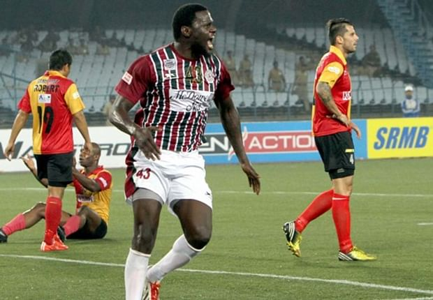 I-League: Mohun Bagan beat East Bengal 1-0 in Kolkata Derby to extend unbeaten run