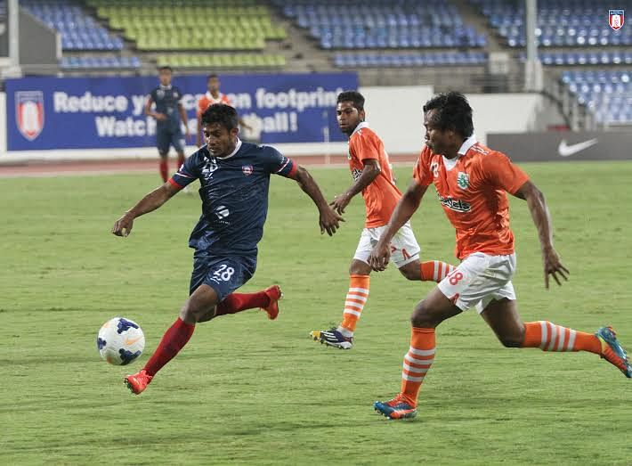 I-League: Bharat FC earn confidence boosting 1-0 win against Sporting Club de Goa