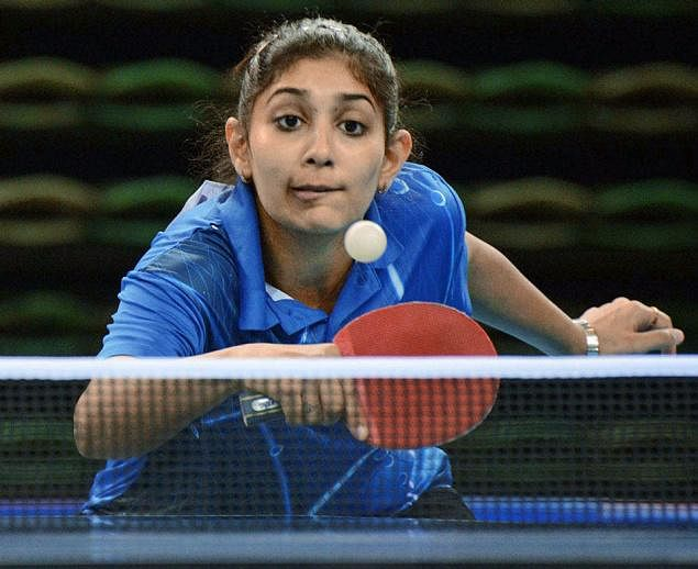 A young voice for the table tennis community: Neha Aggarwal