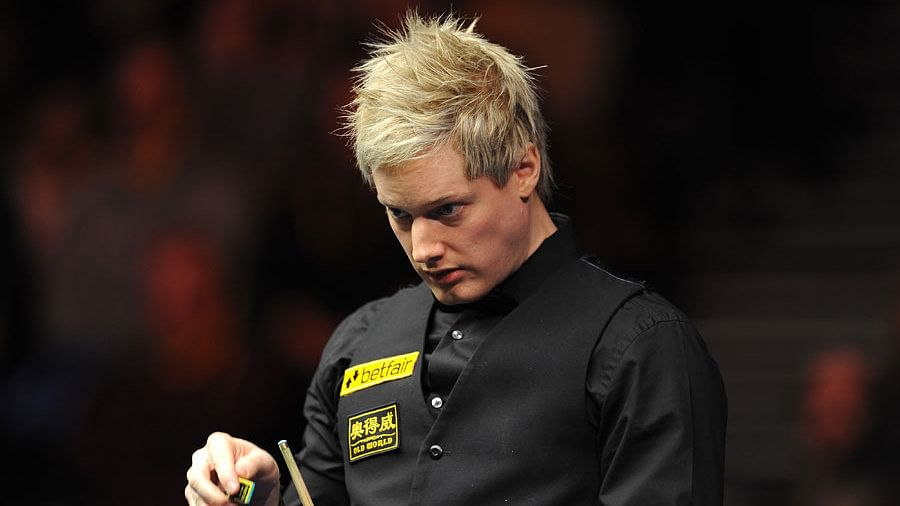Neil Robertson stunned in China Open snooker