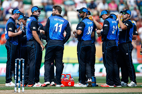 Several New Zealand players struck down with illness after the win against Afghanistan