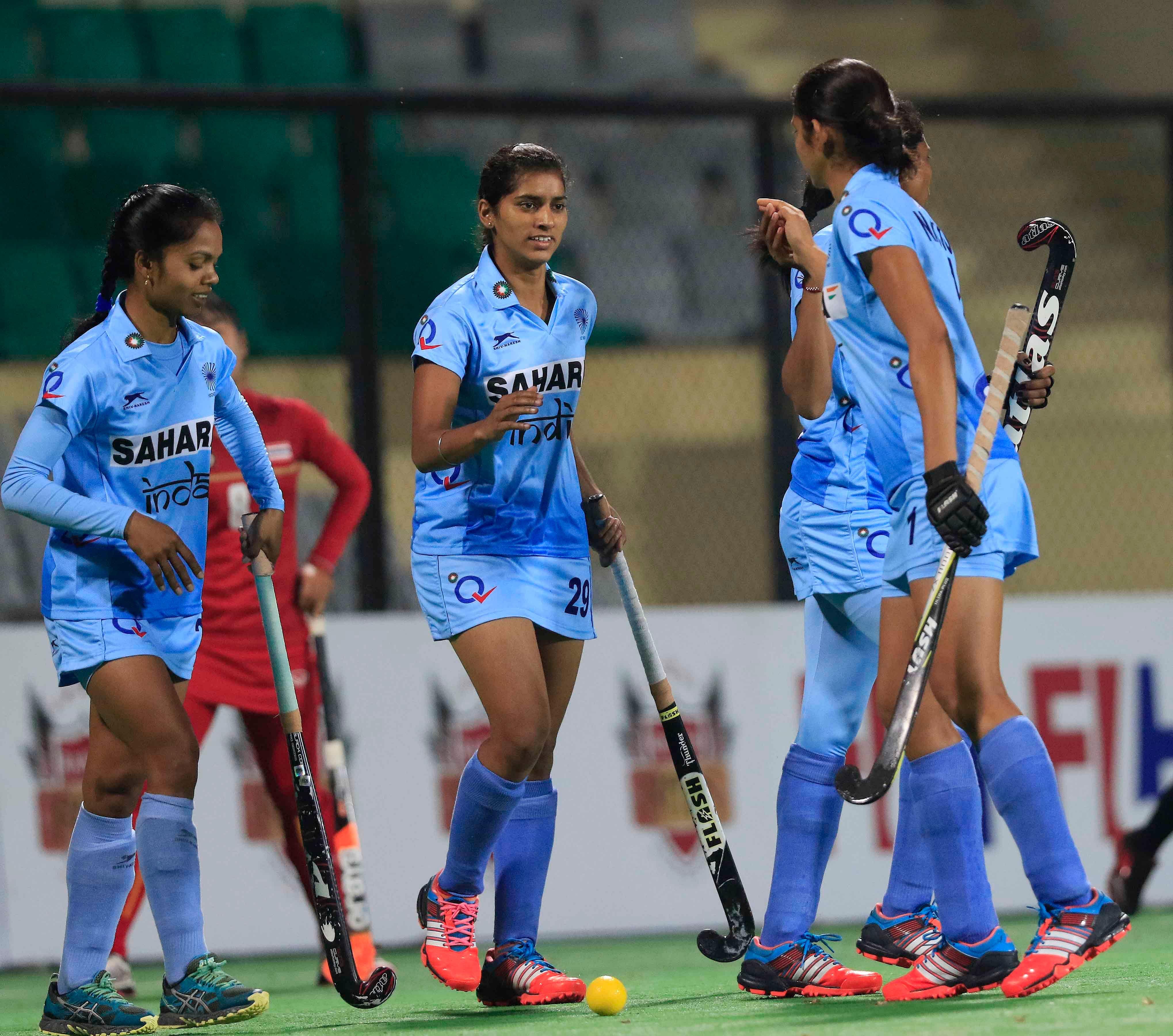 Other Team Sports: FIH Hockey World League Round 2: India Thrash Thailand 6-0