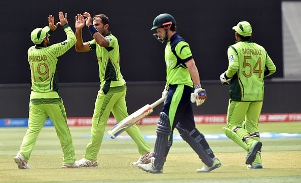 ICC Cricket World Cup 2015: Best Tweets after Pakistan bowl Ireland out for 237