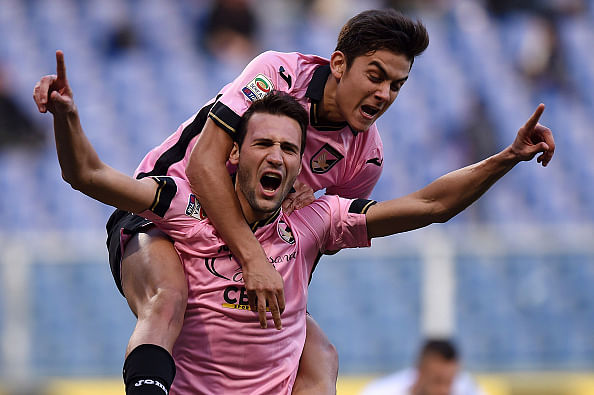 Paulo Dybala and Franco Vazquez wanted by Europe's top teams: Maurizio Zamparini